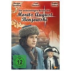 Die unfreiwilligen Reisen des Moritz August Benjowski - DVD  Filme