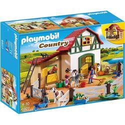 Playmobil® Spielfigur PLAYMOBIL® 6927 Ponyhof