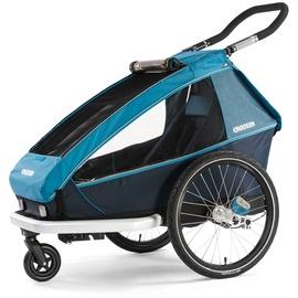 Croozer Kid Plus for 1 ocean blue 2019