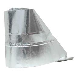 Mex pro Hair Alufolie mit Fensterstreifen 15 µm (50 m)