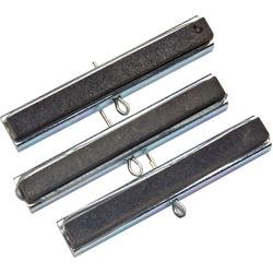 BGS 1146 Ersatzbacken für Honwerkzeug Art. 1156 Backenlänge 50mm Korn 220