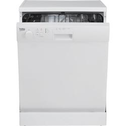 Beko DFL1442 Geschirrspüler 60 cm - Weiß