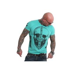 YAKUZA T-Shirt Gaucho grün XL