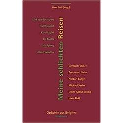 Meine schlichten Reisen - Buch