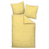 JANINE Colors 31001 gelb 200 x 220 cm + 2 x 80 x 80 cm