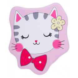 Kinder Teppich Obsession Mila Kids 142 Kitten rosa weiss