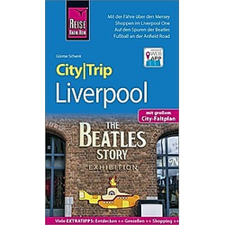 Reise Know-How CityTrip Liverpool. Günter Schenk  - Buch