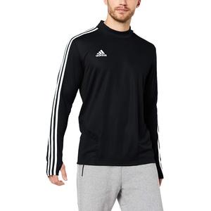 adidas Herren TIRO19 TR TOP Sweatshirt, Black/Granite/White, 4XL