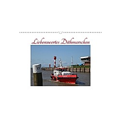 Liebenswertes Dithmarschen (Wandkalender 2021 DIN A3 quer)