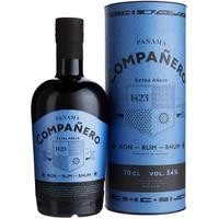 1423 World Class Spirits 12 Years Old Companero Ron Panama Extra Añejo 54% vol 0,7 l Geschenkbox