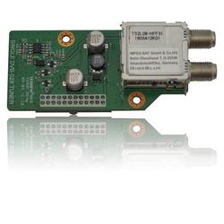 Single DVB-S2X HDTV Tuner für Quad4K, UE 4K & X2