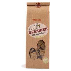 (3,19 EUR/100g) Keksdieb Melisse Wellen glutenfrei 100 g