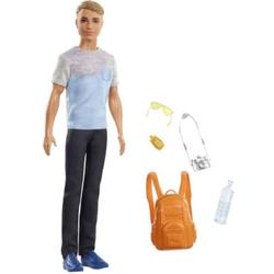 Barbie Reise Ken Puppe FWV15