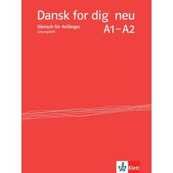 Dansk for dig neu. Lösungsheft: Buch von