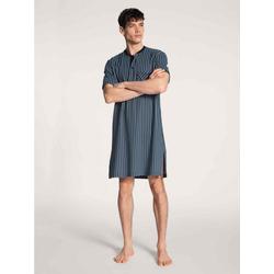 CALIDA Nachthemd Herren-Nachthemd (1-tlg) Made in Europe XL = 7