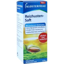 KLOSTERFRAU Reizhusten-Saft