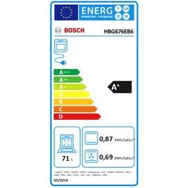 Bosch HBG676EB6