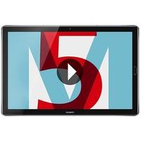 Huawei MediaPad M5 10.8 64GB Wi-Fi + LTE Grau