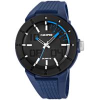 Calypso Watches Herren-Armbanduhr XL K5629 Analog Quarz Plastik K5629/3