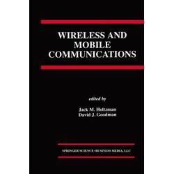 Wireless and Mobile Communications als Buch von