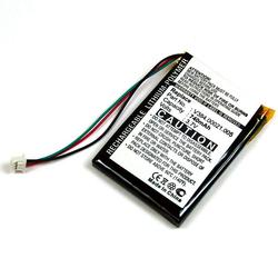 Akku für Navigon 2200, 2210 Li-Polymer