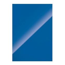 100 Fellowes Rückwände für Bindemappen Chromolux blau