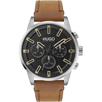 HUGO BOSS Seek Leder 44 mm 1530150