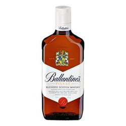 Ballantine's Finest Blended Scotch Whisky 40,0 % vol 0,7 Liter