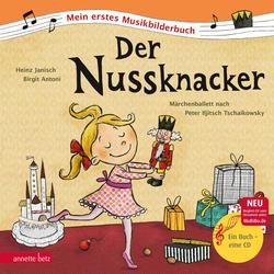 Der Nussknacker als Buch von Heinz Janisch