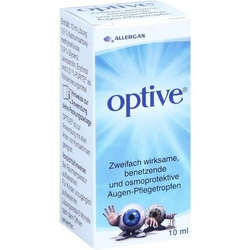 OPTIVE Augentropfen 10 ml