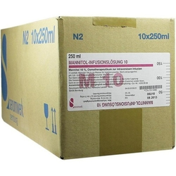 MANNITOL Inf.-Lsg. 10 2500 ml