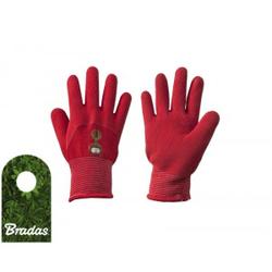 Gartenhandschuhe Schutzhandschuhe Kinderhandschuhe Latex Größe 6 BRADAS 1115