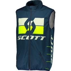 Scott Enduro S19, Weste - Blau/Gelb - M