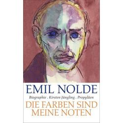 Emil Nolde als Buch von Kirsten Jüngling