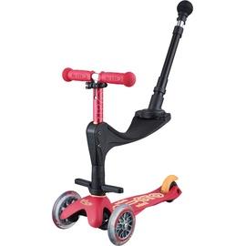 Micro Mobility Mini Micro 3in1 Deluxe Plus rubin red