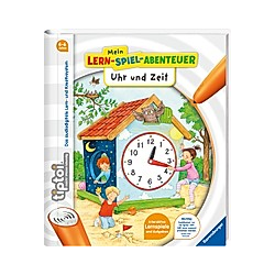tiptoi®: tiptoi® Uhr und Zeit; .. Heike Tober  - Buch