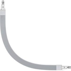 Paulmann 95327 Hochvolt-Schienensystem-Komponente Flexverbinder Chrom (matt)
