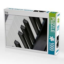 Klavier Lege-Größe 48 x 64 cm Foto-Puzzle Bild von Petrus Bodenstaff Puzzle