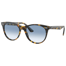 RAY BAN Sonnenbrille WAYFARER II RB2185 gelb M