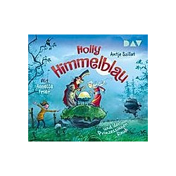 Holly Himmelblau - 3 - Holly Himmelblau und der Prinzessinnen-Raub - Hörbuch
