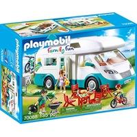 Playmobil Family Fun Familien-Wohnmobil (70088)