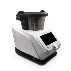 Leckerhelfer - automatisch Lecker Ablageregal Gleitbrett für SILVERCREST ® MONSIEUR CUISINE CONNECT Lidl Küchenmaschine