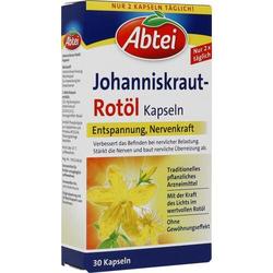 Johanniskraut Kapseln Test