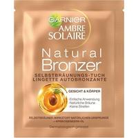 Garnier Selbstbräunungstuch Ambre Solaire Natural Gesichtstuch braun