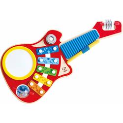 Hape Spielzeug-Musikinstrument 6-in-1 Musikinstrument bunt Kinder Ab 18 Monaten Altersempfehlung Spielzeug-Musikinstrumente