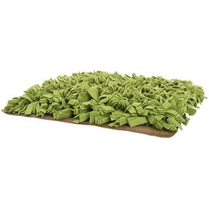 Knauder´s Best Hunde-Schnüffelrasen grün-braun, Maße: ca. 60 x 60 cm
