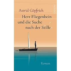 Herr Fliegenbein und die Suche nach der Stille. Astrid Göpfrich  - Buch