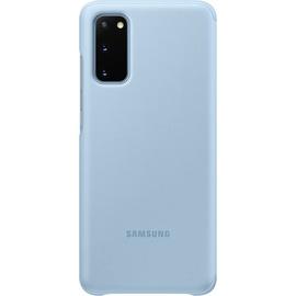 Samsung Clear View Cover EF-ZG980 für Galaxy S20 blue coral