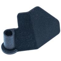 vhbw Knethaken, passend für Proctor Silex 80120 Küchenmaschine / Brotbackautomat