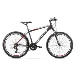 breluxx Mountainbike 26 Zoll ALU Mountainbike FS Rambler Sport R6.1 black, 21 Gang Shimano Tourney Schaltwerk, Kettenschaltung